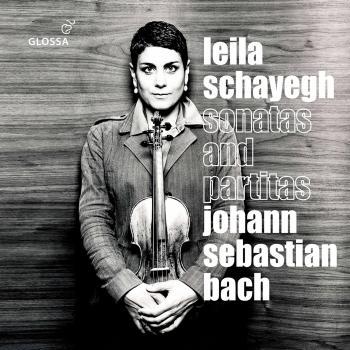Cover J.S. Bach: Sonatas & Partitas, BWVV 1001-1006