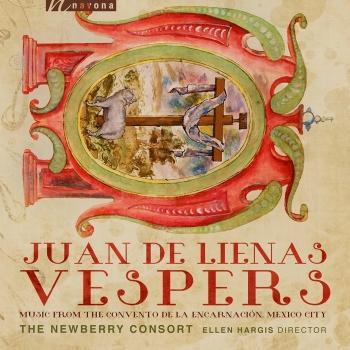 Cover Vespers