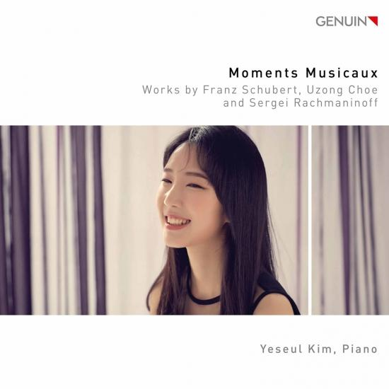 Cover Moments musicaux