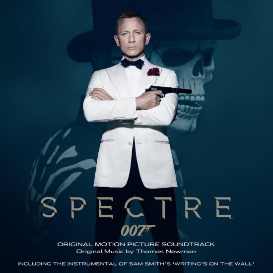 Cover Spectre (Original Motion Picture Soundtrack)