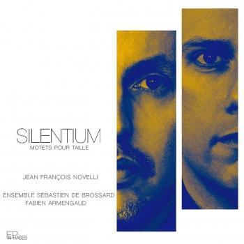Cover Silentium. Motets pour taille