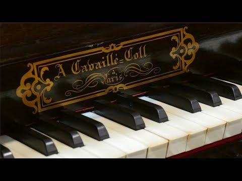 Video Sophie Rétaux - Cavaillé-Coll-Orgel der Kathedrale von Saint-Omer - Rimski-Korsakow: Scheherazade