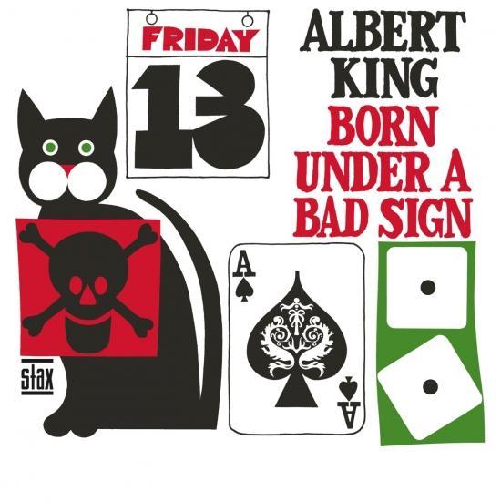 Cover Born Under A Bad Sign (Mono)