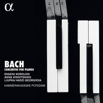 Cover Bach: Concertos for Pianos