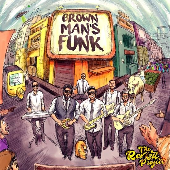 Cover Brown Man's Funk