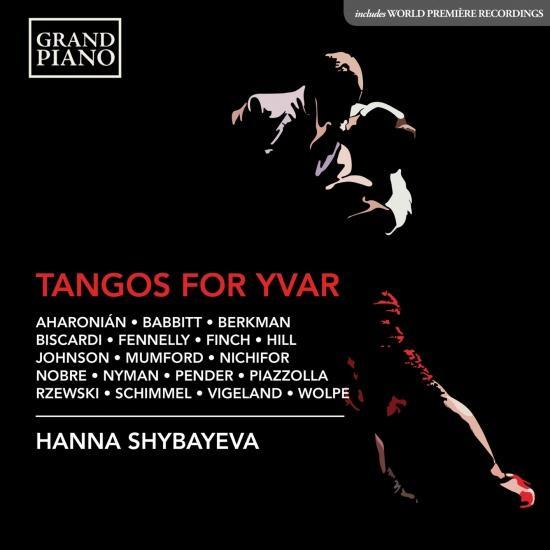 Cover Tangos for Yvar