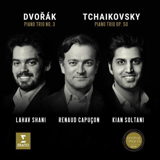 Cover Tchaikovsky: Piano Trio, Op. 50 - Dvorák: Piano Trio No. 3 (Live)