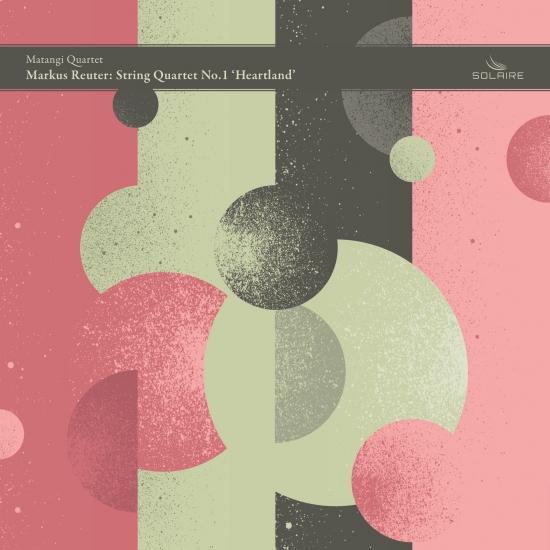Cover Markus Reuter: String Quartet No.1 'Heartland'