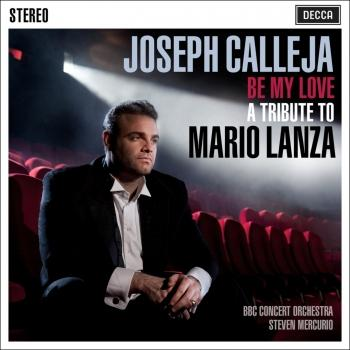 Cover Be My Love - A Tribute To Mario Lanza