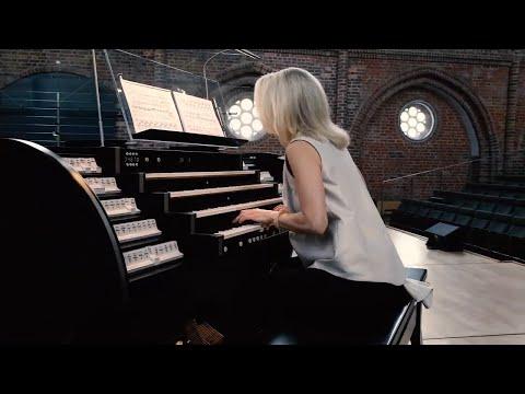 Video Iveta Apkalna - Triptychon: Vasks – Bach – Liszt