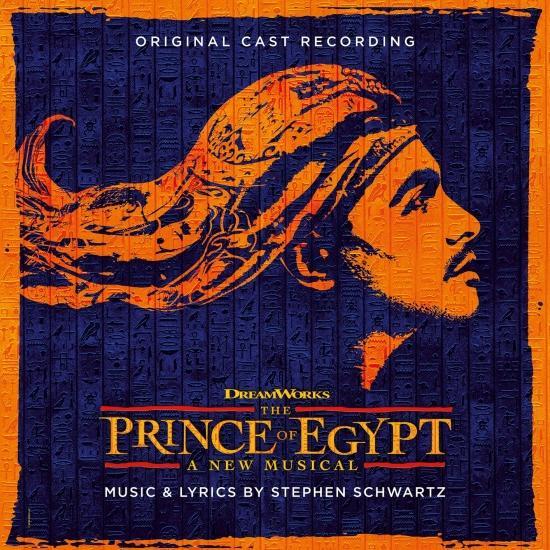 Cover The Prince of Egypt (Original Cast Recording)