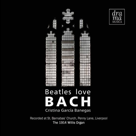 Cover Beatles Love Bach