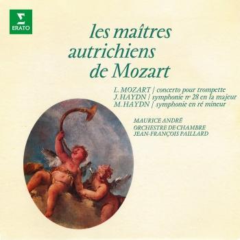 Cover L. Mozart, J. & M. Haydn: Les maîtres autrichiens de Mozart (Remastered)