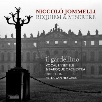 Cover Jommelli: Missa pro Defunctis, Libera me & Miserere