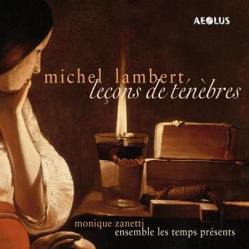 Cover Michel Lambert: Leçons de ténèbres