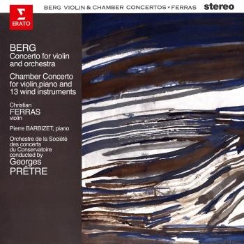 Cover Berg: Violin & Chamber Concertos (Remastered)