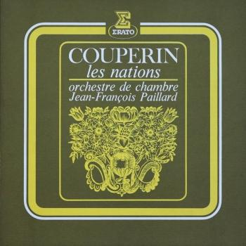 Cover Couperin: Les Nations (Remastered)