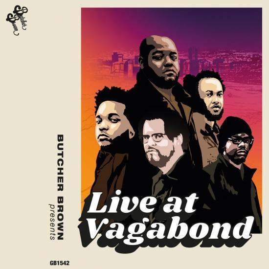 Cover Live at Vagabond