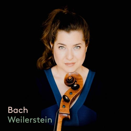 Cover Bach: Cello Suites, BWVV 1007-1012