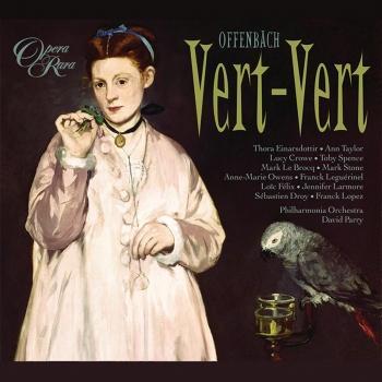 Cover Offenbach: Vert-Vert