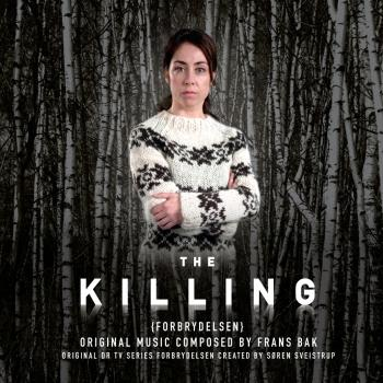 Cover Frans Bak: The Killing (Original Motion Picture Soundtrack)