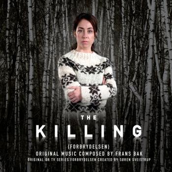 Cover Frans Bak: The Killing (Original Motion Picture Soundtrack)