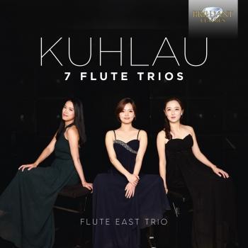 Cover Kuhlau: 7 Flute Trios