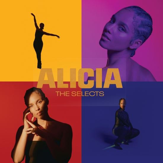 Cover ALICIA: The Selects