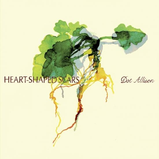 Cover Heart-Shaped Scars