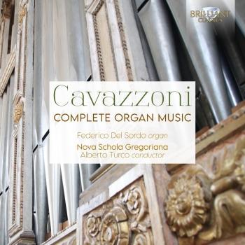 Cover Cavazzoni: Complete Organ Music