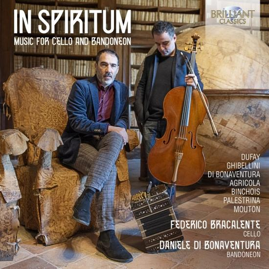 Cover In Spiritum: Music for Cello and Bandoneon