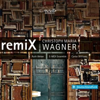 Cover Christoph Maria Wagner: remiX