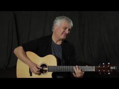 Video Laurence Juber Performs Two Dazzling Solo Acoustic Fingerstyle Pieces | Acoustic Guitar Sessions