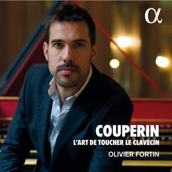 Cover Couperin: L'art de toucher le clavecin