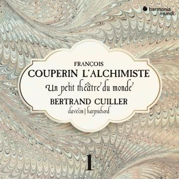 Cover François Couperin L'Alchimiste: Un petit théâtre du monde