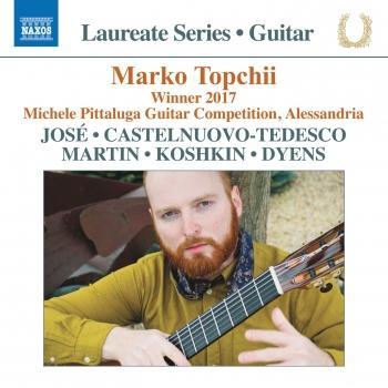 Cover Guitar Recital: Marko Topchii