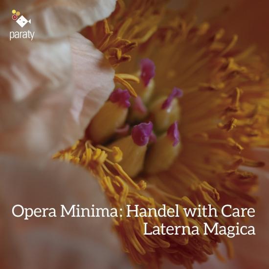 Cover Opera Minima: Handel with Care