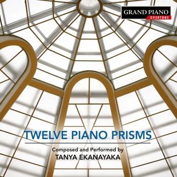 Cover Tanya Ekanayaka: 12 Piano Prisms