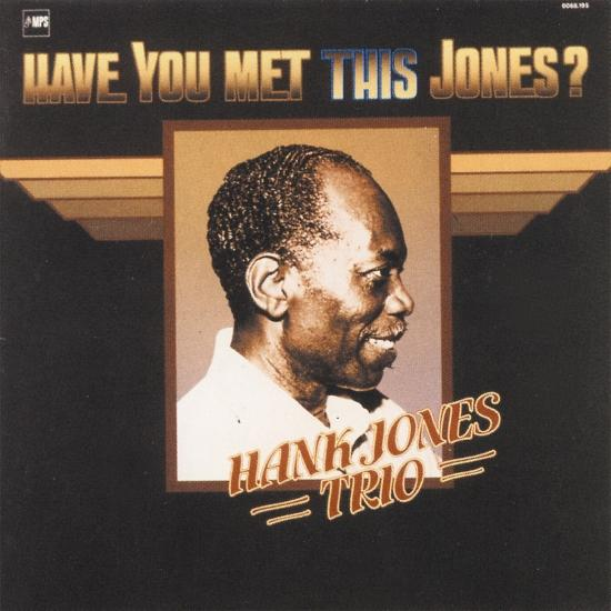 Cover Have You Met This Jones?