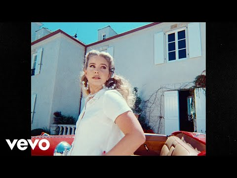 Video Lana Del Rey - Chemtrails Over The Country Club