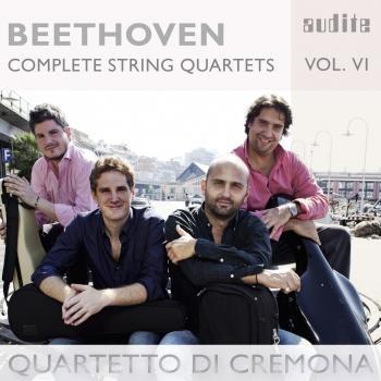 Cover Beethoven: Complete String Quartets, Vol. 6