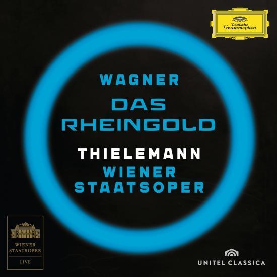 Cover Wagner: Der Ring des Nibelungen - Das Rheingold (Live)