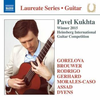Cover Guitar Recital: Pavel Kukhta
