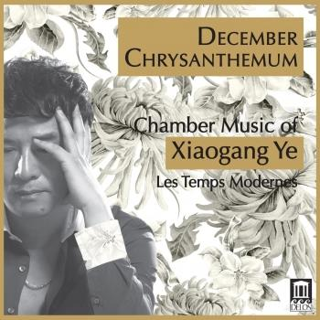 Cover December Chrysanthemum