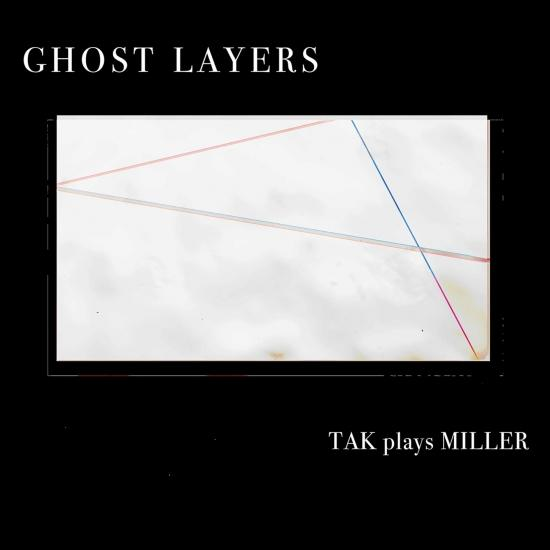 Cover Scott L. Miller: Ghost Layers