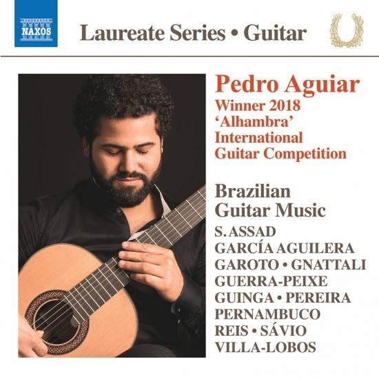 Cover Pereira, Villa-Lobos, Reis & Others: Works for Guitar