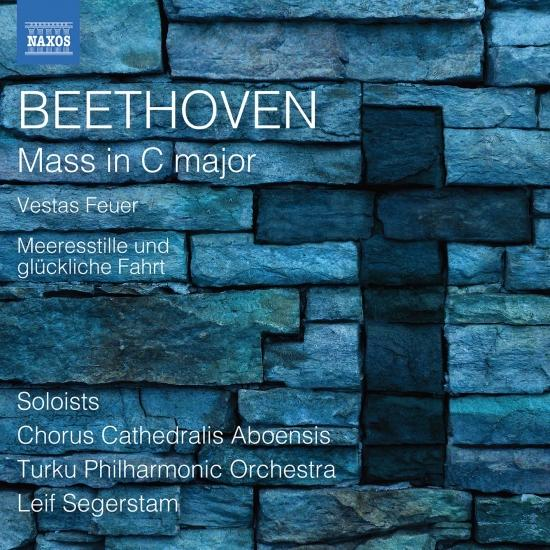 Cover Beethoven: Mass in C Major & Other Sacred Works