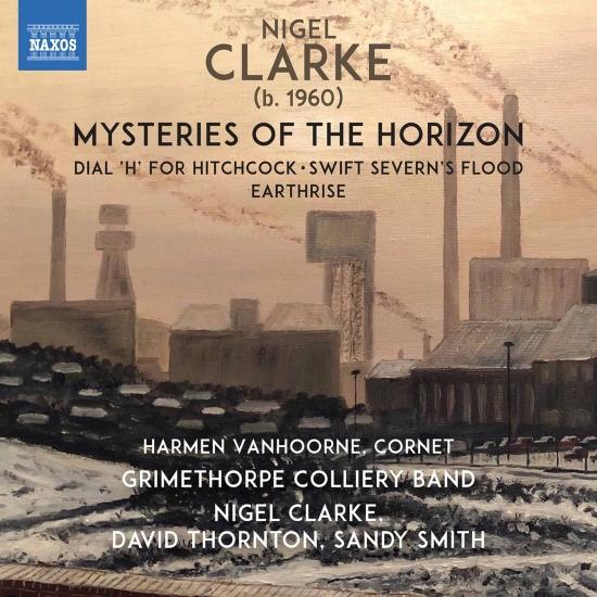 Cover Nigel Clarke: Mysteries of the Horizon