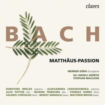 Cover Bach: Matthäus-Passion, BWV 244
