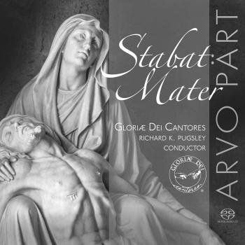 Cover Stabat Mater: Choral Works by Arvo Pärt